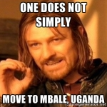 One does not