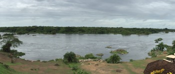 Chobe Panorama - zoom