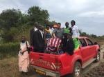 Carpooling in Rakai